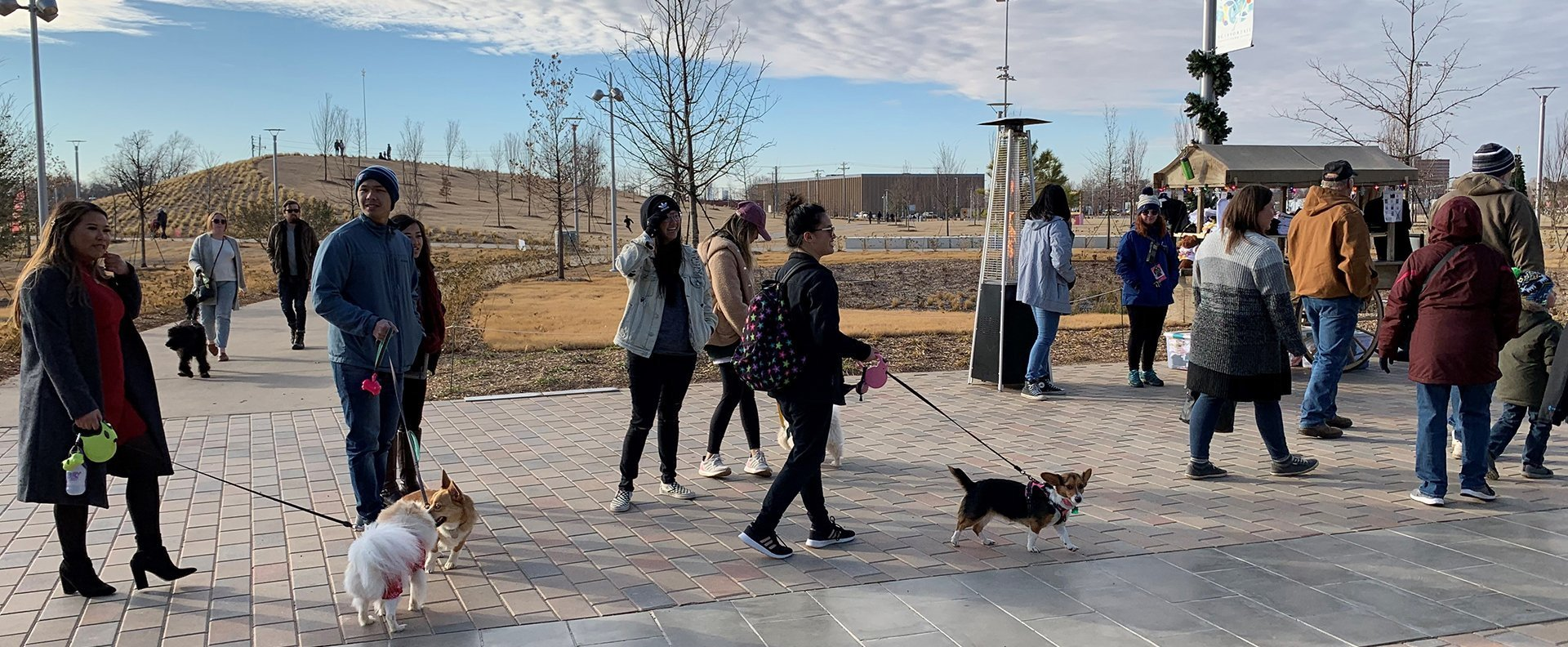 First Day Walk - January 1, 2020